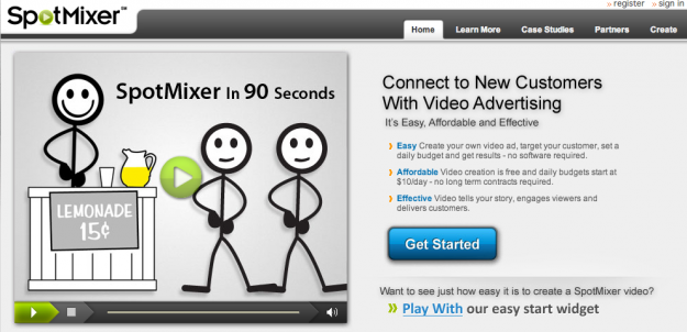 Online Video Ads, TV Ads and Video Marketing - SpotMixer